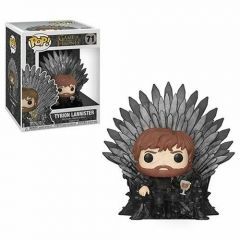 Funko Pop Game Of Thrones Tyrion Lannister (Iron Throne) #71 Vinyl Figure