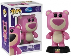Funko Pop Lotso Bobble-Head Toy Story #13 Vinyl Figure