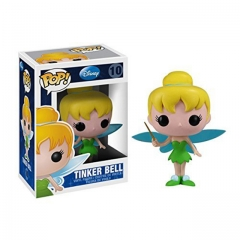 Funko Pop Peter Pan Tinker Bell #10 Vinyl Figure