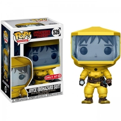 Funko Pop Stranger Things Joyce Biohazard Suit #526 Vinyl Figure