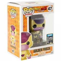 Funko Pop Dragon Ball Z Golden Frieza Black Eyes #47 Vinyl Figure