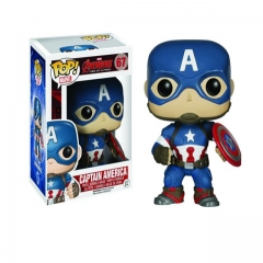 Funko Pop Marvel Captain America #67 Vinyl Figure