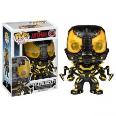 Funko Pop Marvel Yellowjacket #86 Vinyl Figure