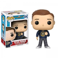 Funko Pop Marvel Homecoming Peter -Parker #224 Vinyl Figure