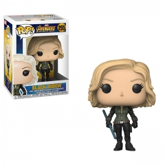 Funko Pop Marvel Infinity War Black Widow #295 Vinyl Figure