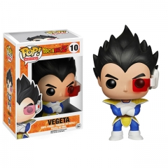 Funko Pop Dragon Ball Z Vegeta #10 Vinyl Figure