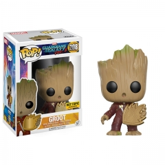 Funko Pop Guardians of the Galaxy Groot #208 Vinyl Figure