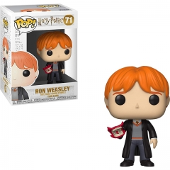 Funko Pop Harry Potter Ron Weasley Howler #71 Vinyl Figure