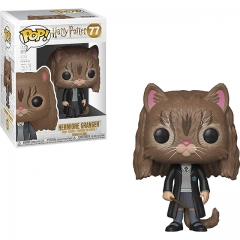 Funko Pop Harry Potter Hermione Granger as Cat #77 Vinyl Figure