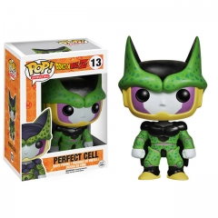 Funko Pop Dragon Ball Z Perfect Cell #13 Vinyl Figure