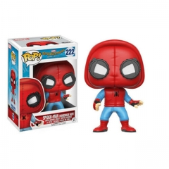 Funko Pop Marvel Homemade Suit Spider Man #222 Vinyl Figure