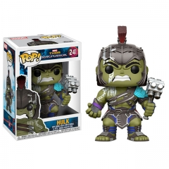 Funko Pop Marvel Hulk #241 Vinyl Figure