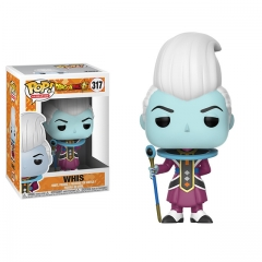 Funko Pop Dragon Ball Z Whis #317 Vinyl Figure
