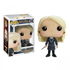 Funko Pop Harry Potter Luna Lovegood #14 Vinyl Figure