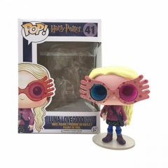 Funko Pop Harry Potter Luna Lovegood Glasses #41 Vinyl Figure