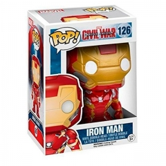 Funko Pop Marvel Iron Man #126 Vinyl Figure