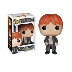 Funko Pop Harry Potter Ron Weasley #02 Vinyl Figure