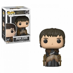 Funko Pop Game of Thrones Three-Eyed Raven Bran Stark #67 Vinyl Figure