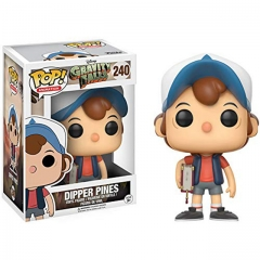 Funko Pop Gravity Falls Dipper Pines #240 Vinyl Figure