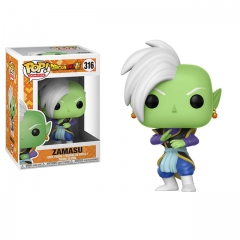 Funko Pop Dragon Ball Z Zamasu #316 Vinyl Figure