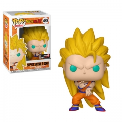 Funko Pop Dragon Ball Z Super Saiyan 3 Goku #492 Vinyl Figure