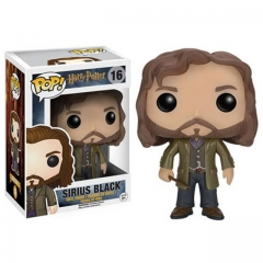 Funko Pop Harry Potter Sirius Black #16 Vinyl Figure