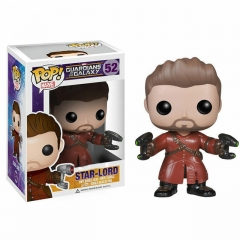 Funko Pop Guardians of the Galaxy Star-Lord #52 Vinyl Figure