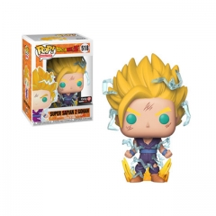 Funko Pop Dragon Ball Z Super Saiyan 2 Gohan #518 Specialty Series Vinyl Figure