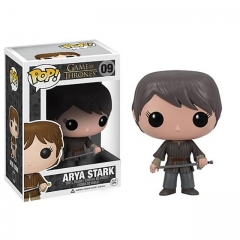 Funko Pop Game of Thrones Arya Stark #09 Vinyl Figure