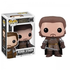 Funko Pop Game of Thrones Robb Stark #08 Vinyl Figure