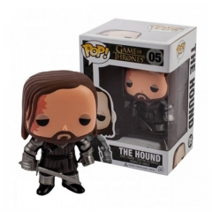 Funko Pop Game of Thrones The Hound #05 Vinyl Figure