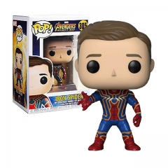 Funko Pop Marvel Iron Spider #305 Vinyl Figure