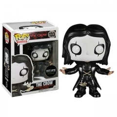 Funko Pop The Crow The Crow (Glow in the Dark) #133 Vinyl Figure