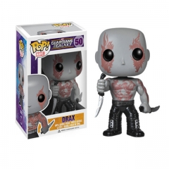 Funko Pop Guardians of the Galaxy Drax #50 Vinyl Figure