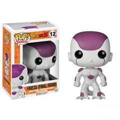 Funko Pop Dragon Ball Z Final Form Frieza #12 Vinyl Figure