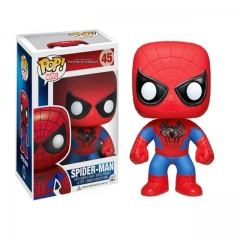 Funko Pop Marvel The Amazing Spider-Man 2 Spider Man #45 Vinyl Figure
