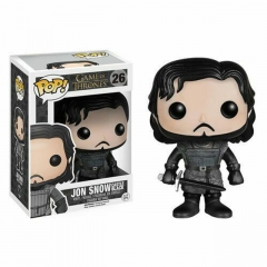Funko Pop Game of Thrones Castle Black Jon Snow #26 Vinyl Figure