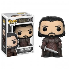 Funko Pop Game of Thrones Jon Snow #49 Vinyl Figure