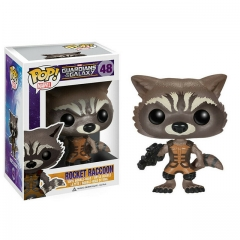 Funko Pop Guardians of the Galaxy Rocket Raccoon #48 Vinyl Figure