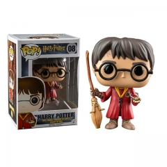 Funko Pop Harry Potter Quidditch #08 Vinyl Figure