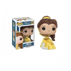 Funko Pop Beauty & the Beast Belle Dancing #221 Vinyl Figure