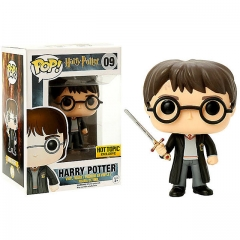 Funko Pop Harry Potter #09 With Sword Hot Topic Exclusive Vinyl Figure