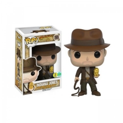Funko Pop Disney Indiana Jones #199 SDCC 2016 Vinyl Figure