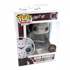 Funko POP Friday The 13th Jason Voorhees #01 Glow in the dark Vinyl Figure