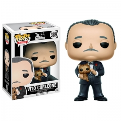 Funko Pop The Godfather #389 Vito Corleone Vinyl Figure